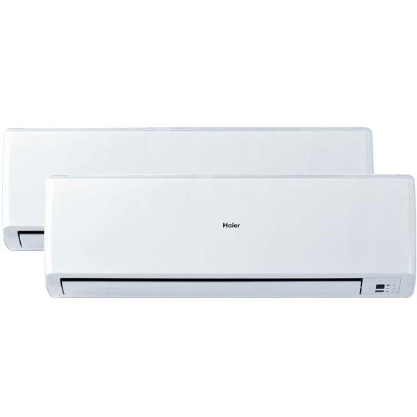 Aire acondicionado haier 2x1 modelo 2u18fs1era barato for Aire acondicionado haier precios